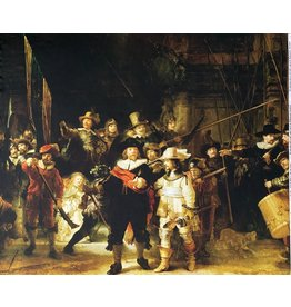 Punta di Roma 2188 - Rembrandt van Rijn / Night Watch