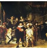Punta di Roma + 2188 - Rembrandt van Rijn / Night Watch