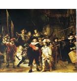 Punta di Roma 2188 - Rembrandt van Rijn / Veille de nuit