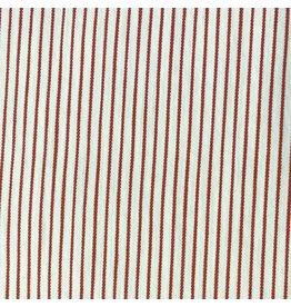 Stretch Jeans JE04 - rot / weiß