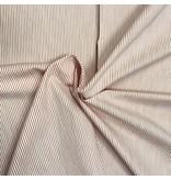 Jean stretch JE04 - rouge / blanc