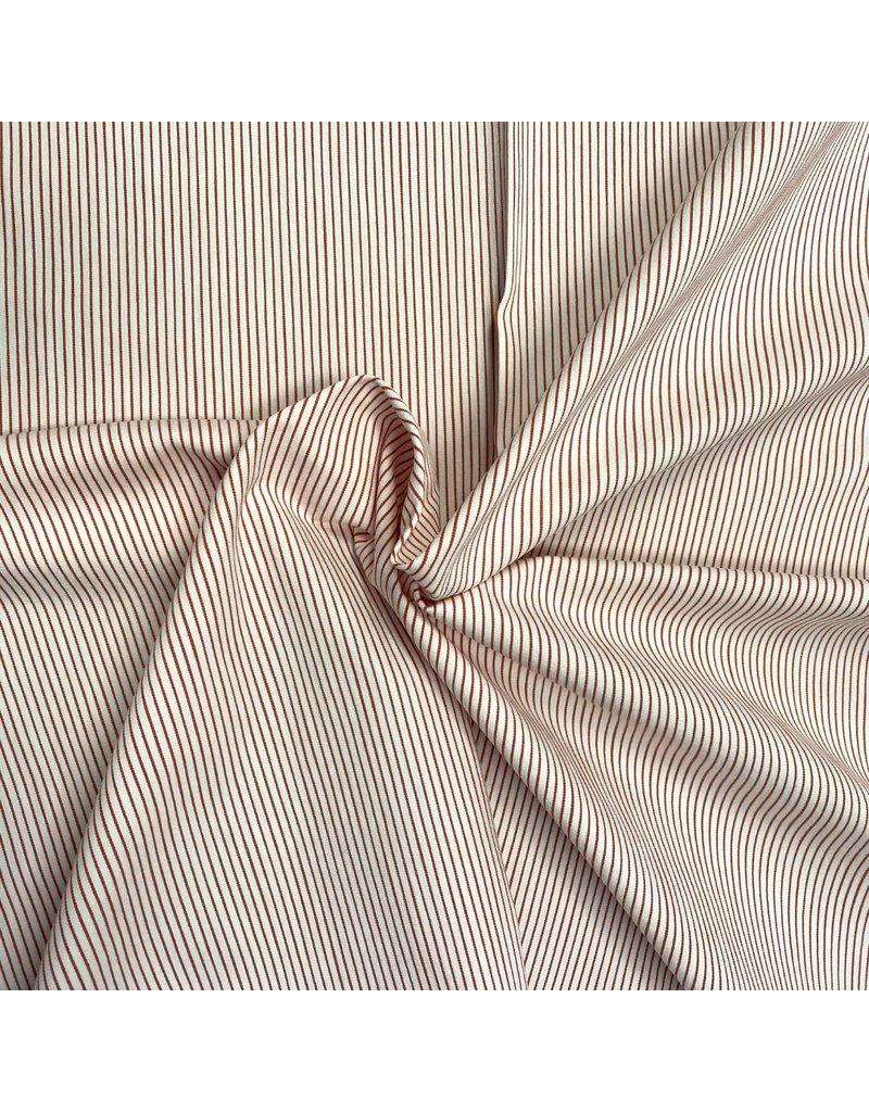 Stretch Jeans JE04 - red / white