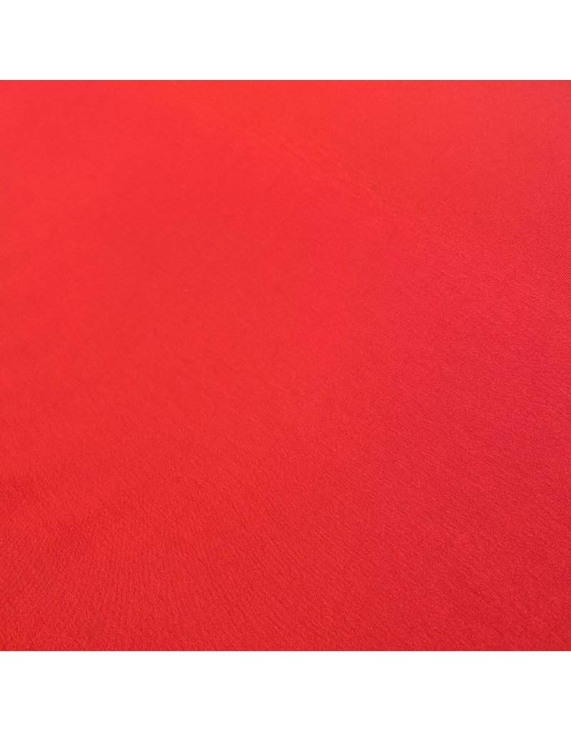 Jersey viscose Premium PV19 - rouge vif