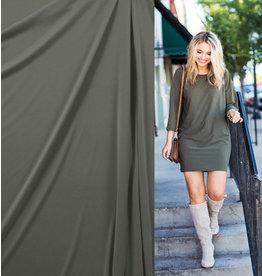 Modal Jersey C01 - moosgrün
