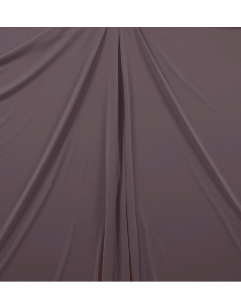 Modal Jersey C03 - grijs / lila