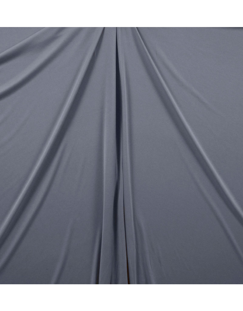 Modal Jersey C04 - Jeansblau