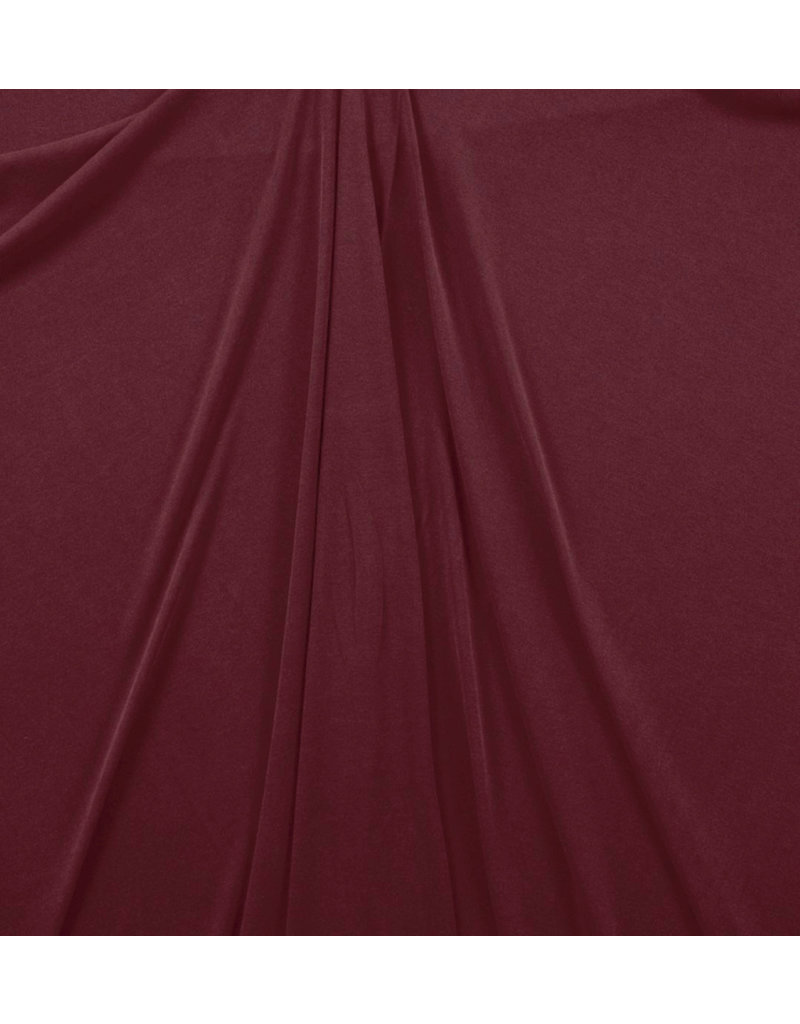 Modal Jersey C09 - donker rood