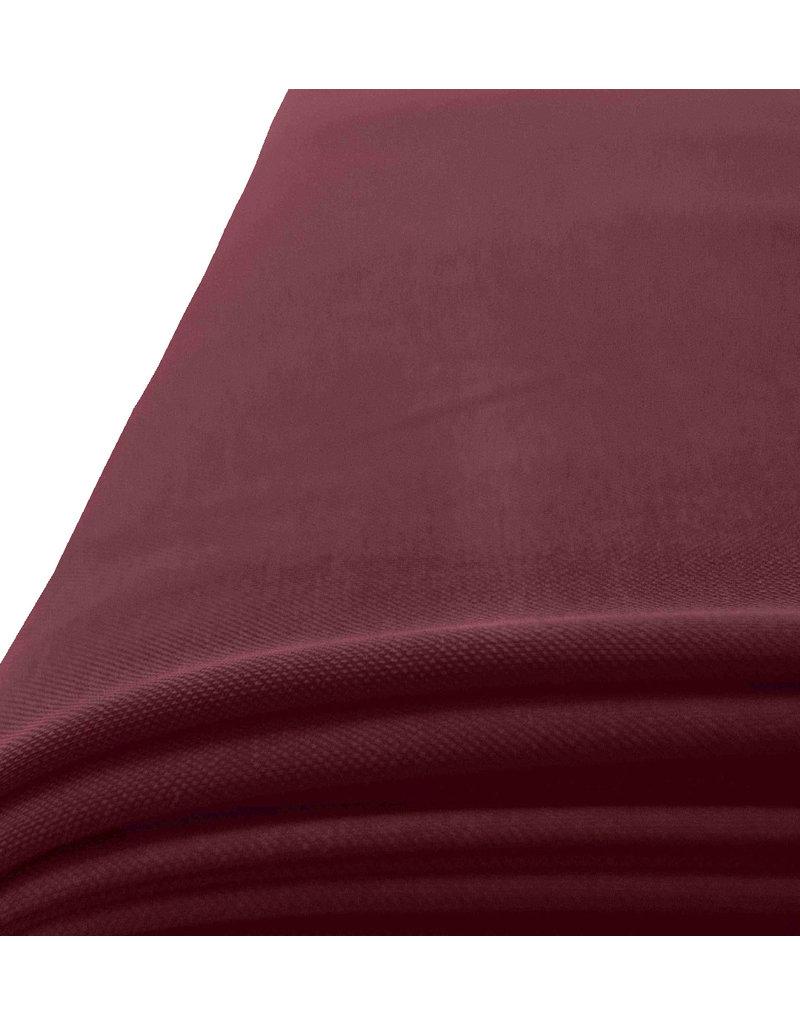 Modal Jersey C09 - dunkelrot