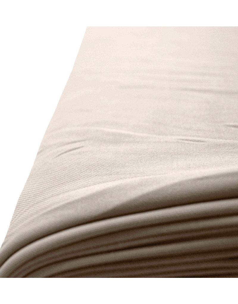 Jersey modal C11 - beige clair