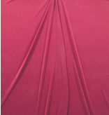 Modal Jersey C25 - dunkles Fuchsia
