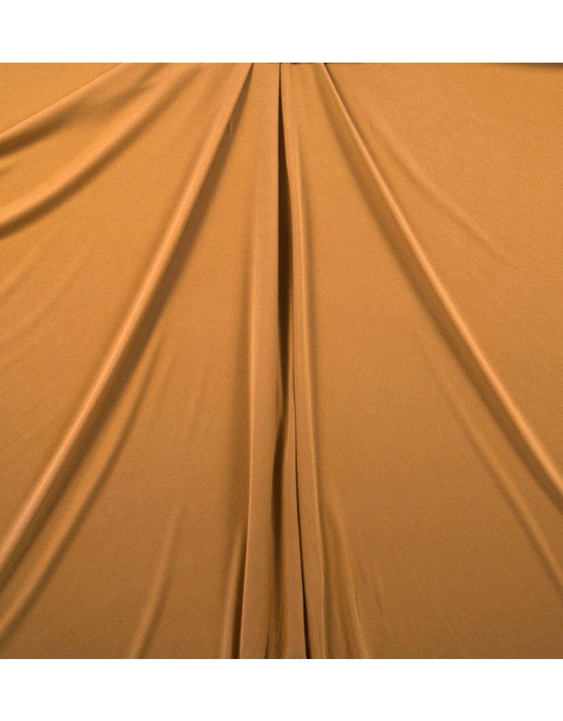 Jersey modal C26 - jaune ocre