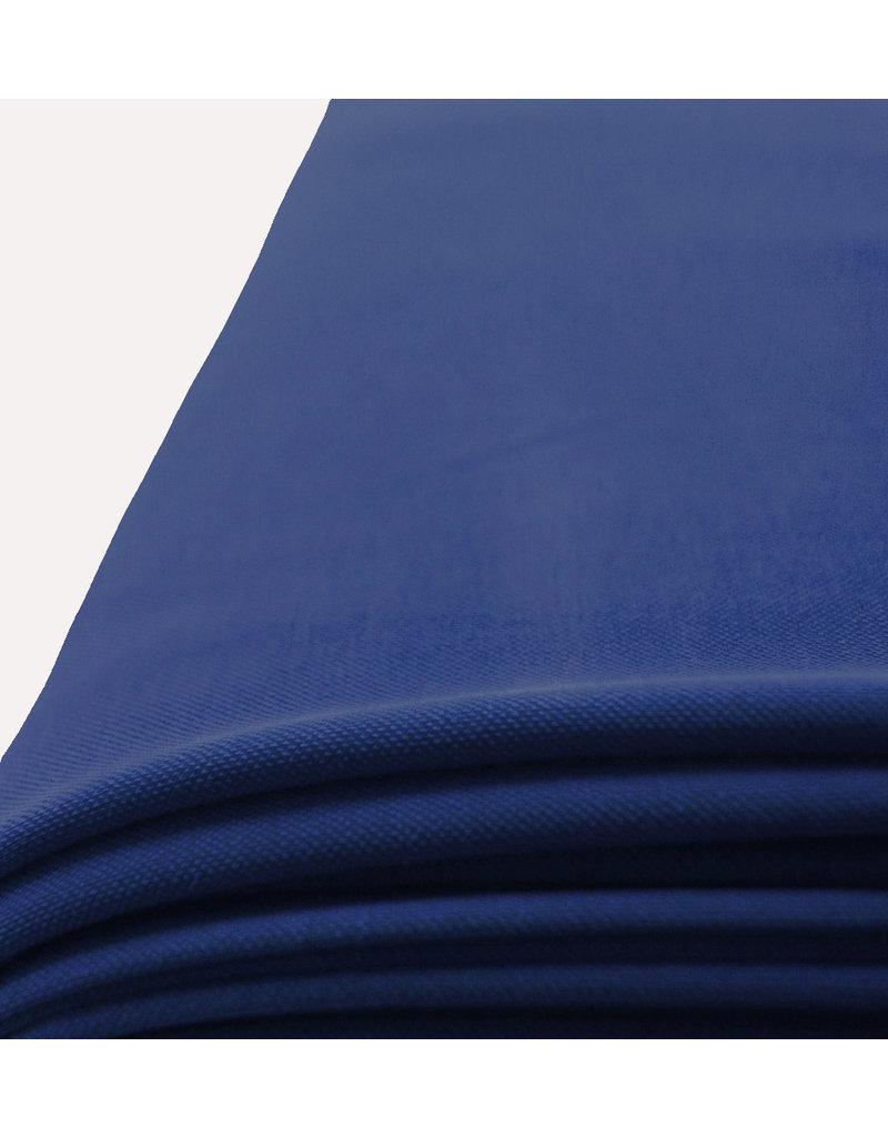 Modal Jersey C28 - kobaltblauw