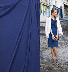 Jersey modal C28 - bleu cobalt