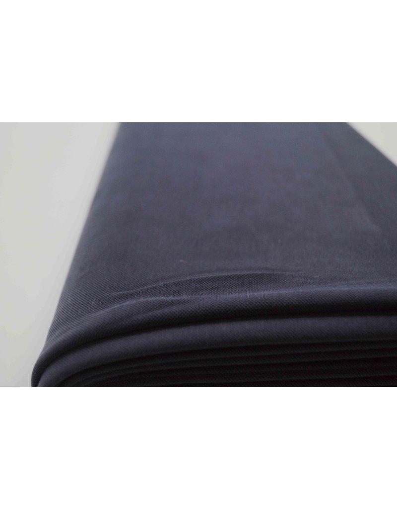 Jersey modal ferme HC03 - bleu foncé