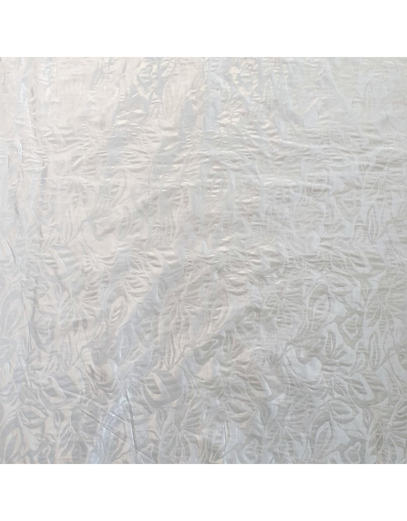 Polyester glans 2217 - wit