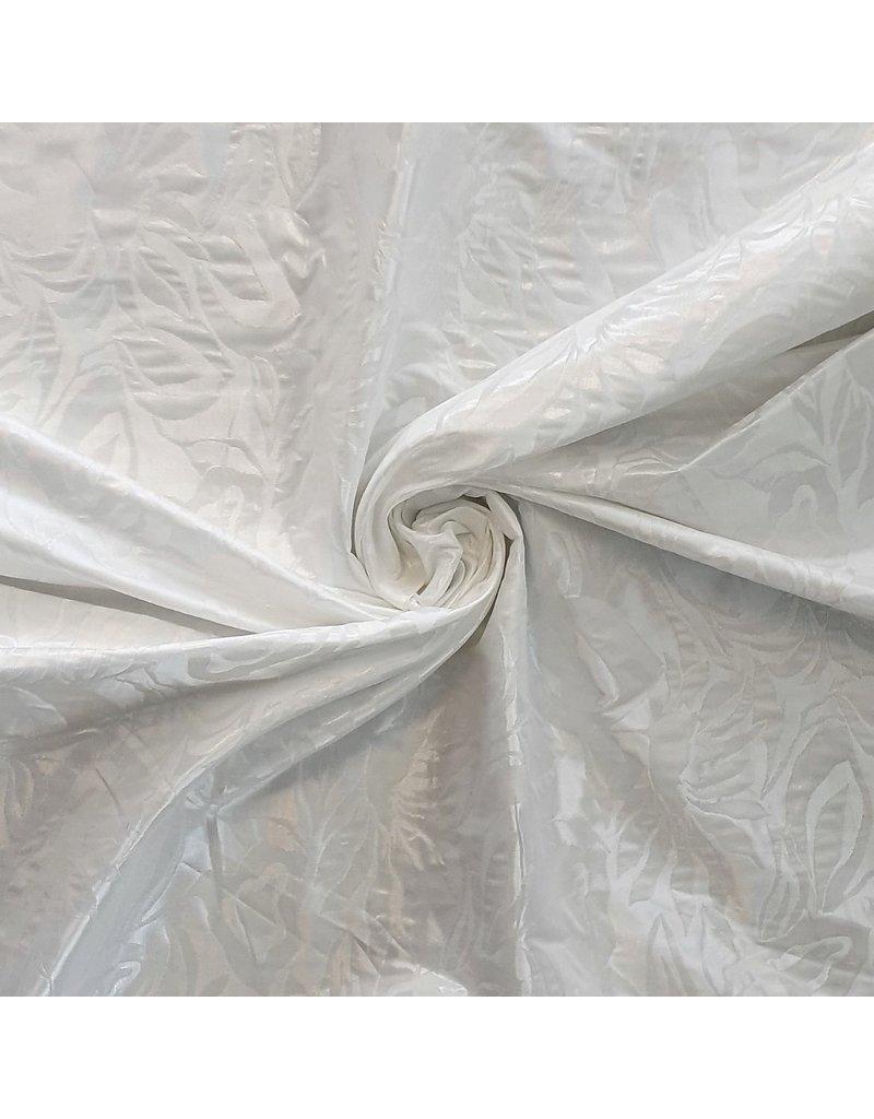 Polyester Glanz 2217 - weiß