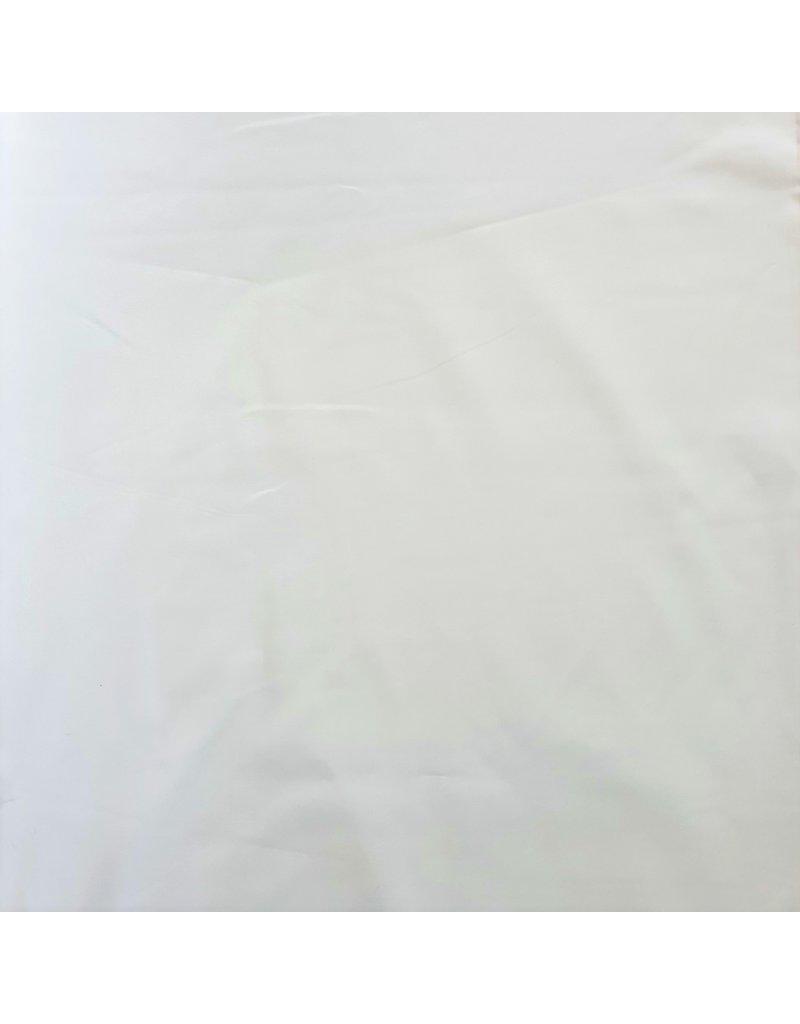 Baumwollpopeline 2220 - weiß