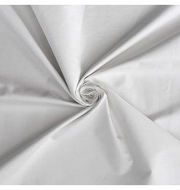 Katoen Poplin 2220 - wit