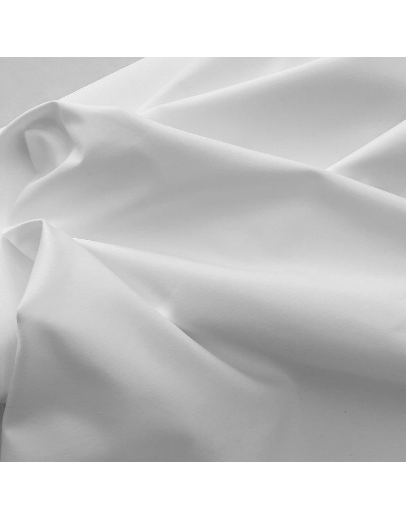 Popeline de coton 2220 - blanc