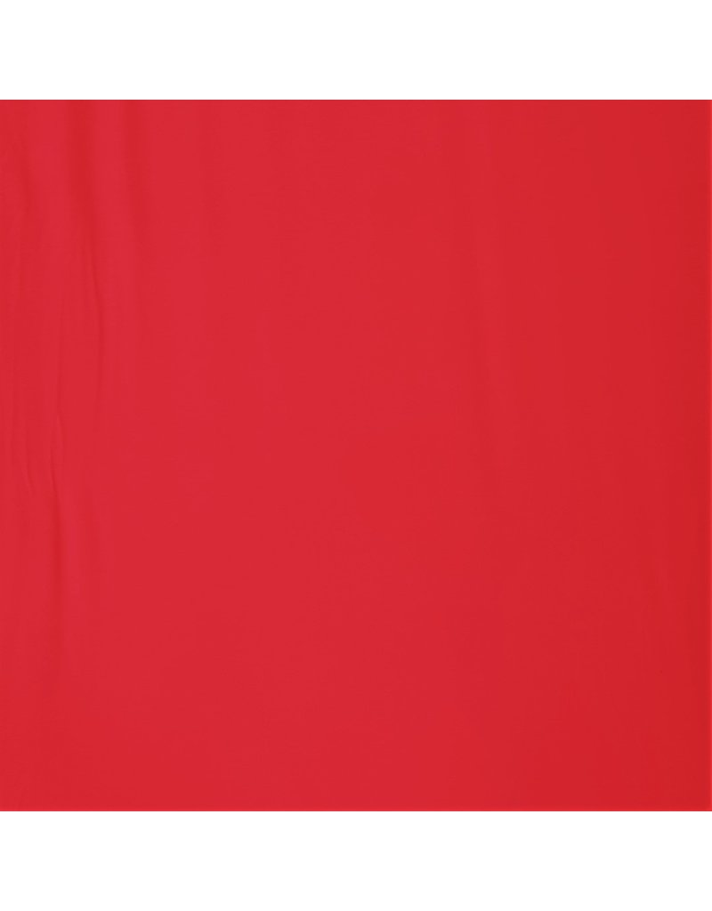 Bamboo French Terry BF04 - rood