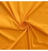 Katoen Satijn Uni 0070 - zomer geel