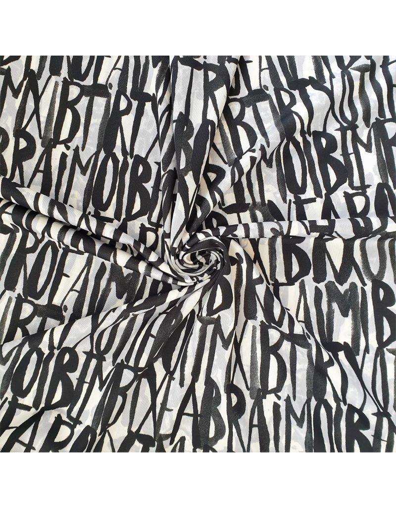 Jersey de polyester 2278