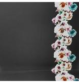 Mousseline de soie polyester 2283