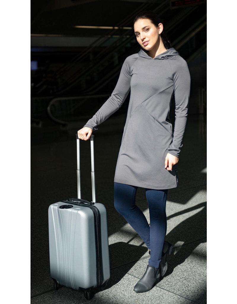 Travel Stretch Jersey BJ13 - hellgrau