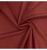 Mantel stof WM05 - warm rood