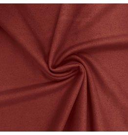 Tissu de veste WM05 - rouge chaud