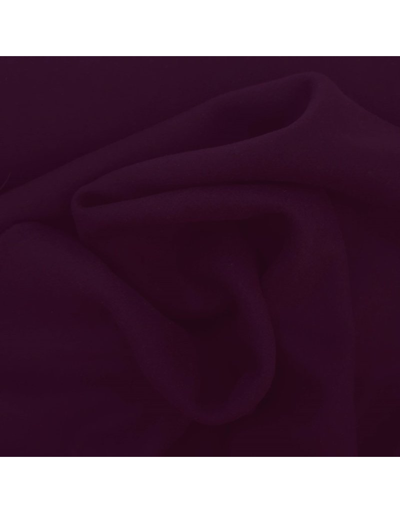 Jacket fabric WM07 - dark red