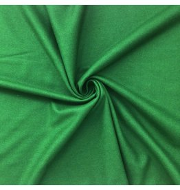Wool Coat Fabric KW01 - green