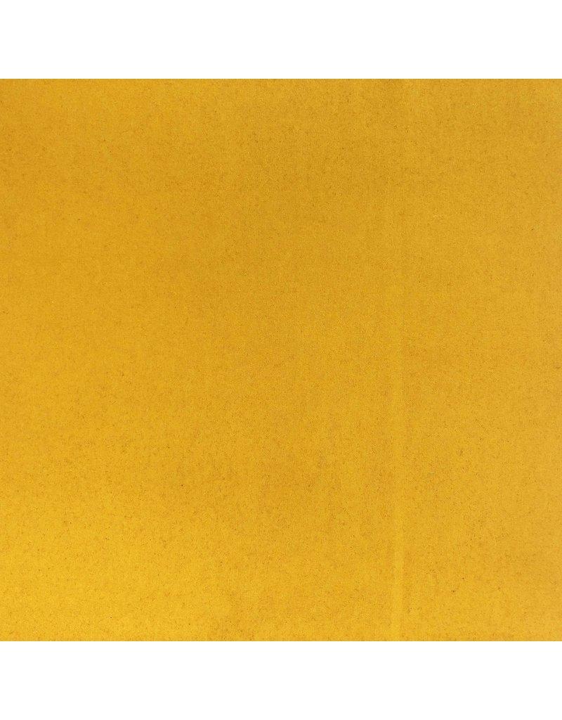 Wollen Mantel Stof KW03 - geel