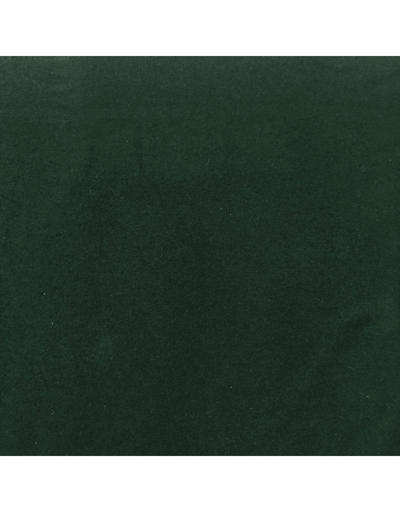 Wollmantel Stoff KW12 - Flaschen grün