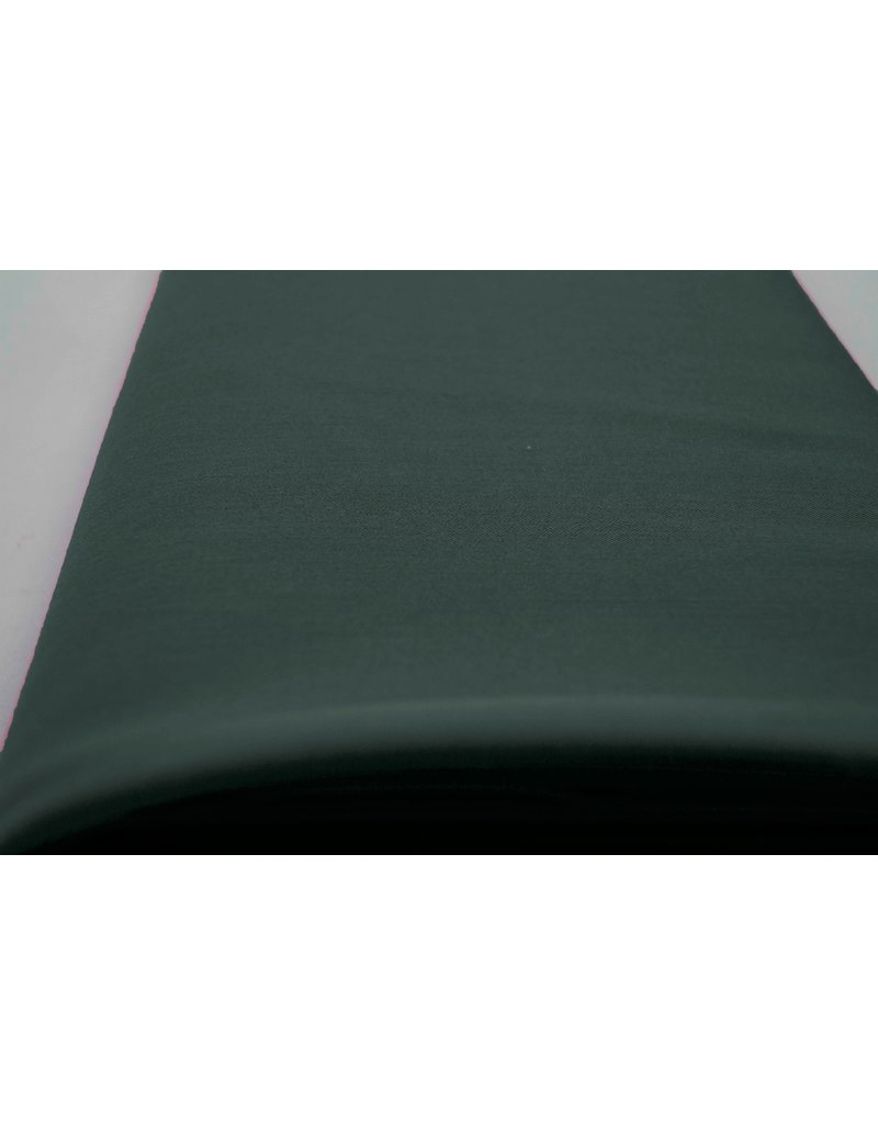 Gabardine Terlenka Stretch (zwaar) WT61 - flessen groen