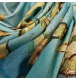 Jersey Inkjet 2437 - Van Gogh / Mandelblüte