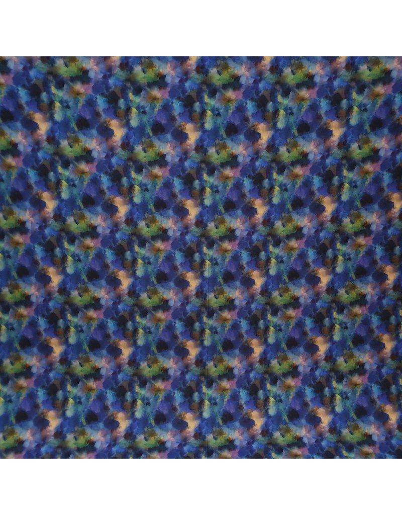 Jersey Inkjet 2458 - blau