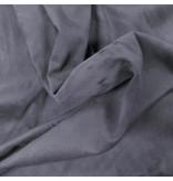 Suèdine stretch SU01 - staal blauw
