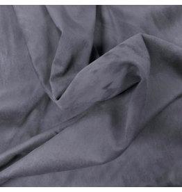 Suede stretch SU01 - bleu acier