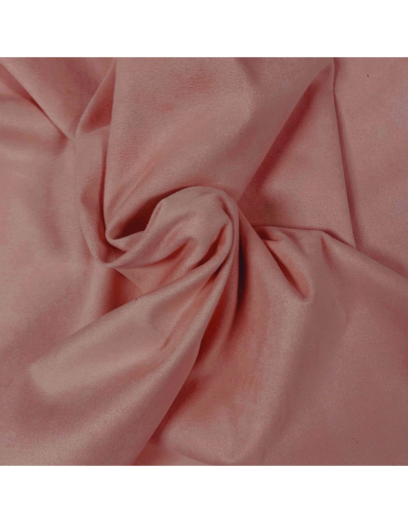 Suedine Stretch SU07 - altes Rosa