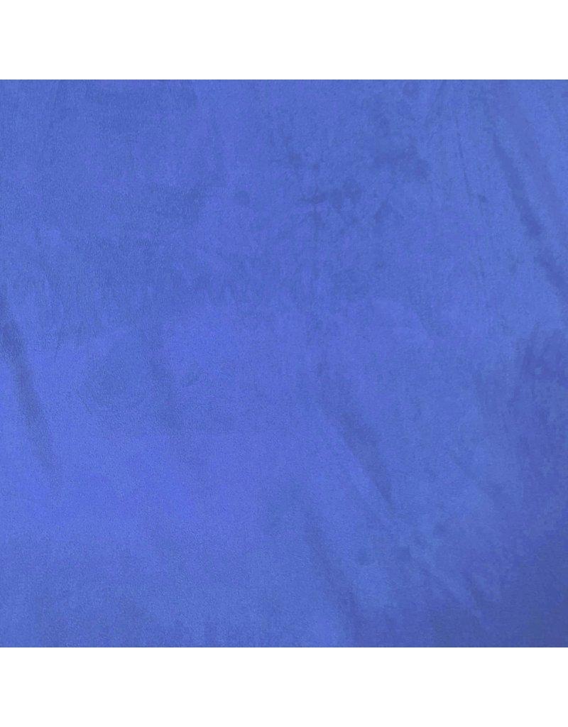Suedine Stretch SU11 - helles Kobalt