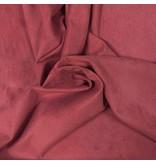 Suedine Stretch SU12 - donker rood