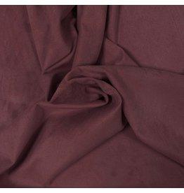 Suedine Stretch SU19 - vieux violet