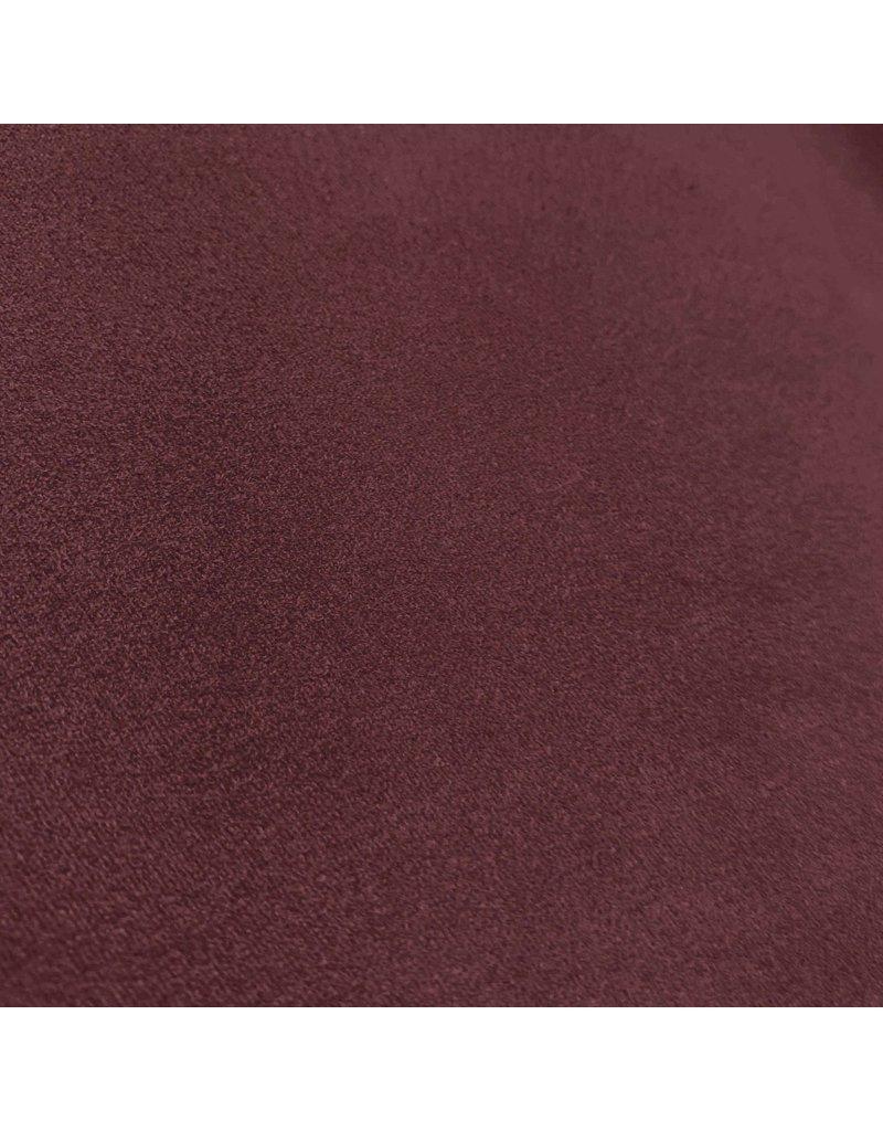 Suedine Stretch SU19 - oud paars