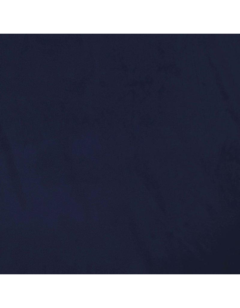 Suedine Stretch SU23 - nacht blauw