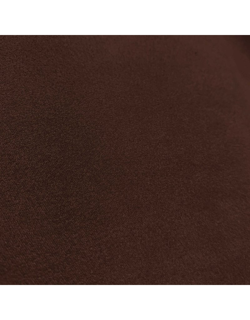 Suedine Stretch SU26 - kastanje bruin