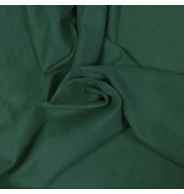 Suedine Stretch SU28 - vert bouteille