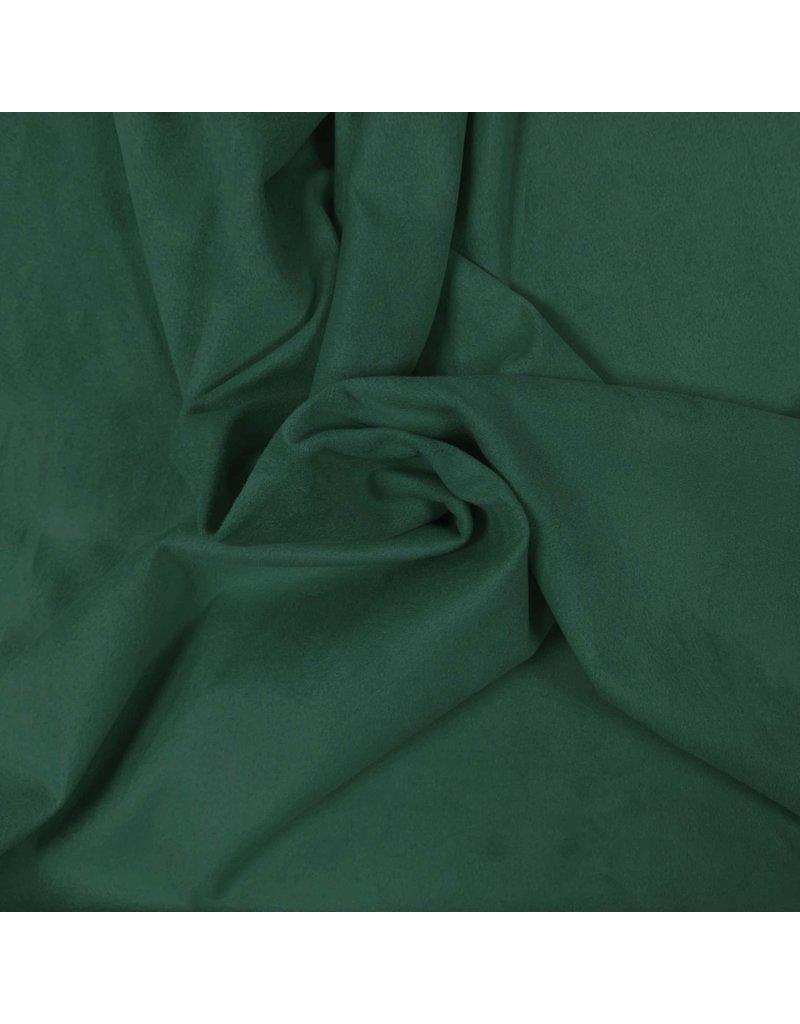 Suedine Stretch SU28 - flaschengrün