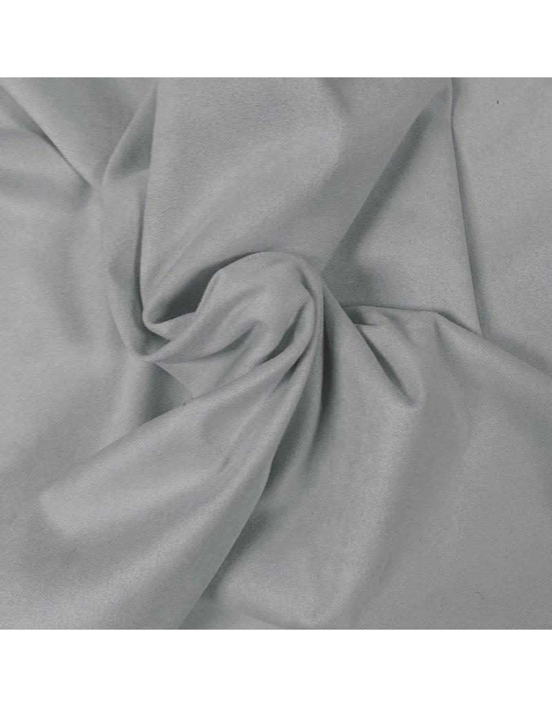 Suedine Stretch SU29 - hellgrau