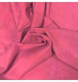 Suedine Stretch SU31 - leuchtend pink